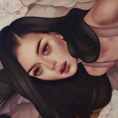 """🍂Kelsey Beckett🍂 on Instagram: """"✨💛WIP💛✨ ((wet incomplete painting? 😝)) illustration #painting #oilpainting #art #portrait #gamblincolors"""" Kelsey Beckett, Painting Inspiration, Portrait, Illustration, Artist, Beauty, Instagram, Fantasy, Games"""