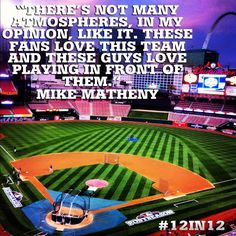 St. Louis Cardinals, the best baseball team in the world!