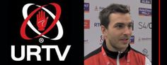 URTV James McKinney After The Edinburgh Game Last Friday Night And What A Game That Was! now live to view on www.intouchrugby.com!