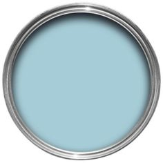 Dulux Made By Me Interior & Exterior Duck Egg Blue Satin Paint 250ml: Image 1