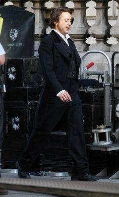 Robert Downey Jr. Photos - Meet the New Holmes and Watson! - Zimbio