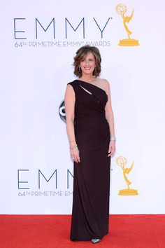 Anne Sweeney - 64th Annual Primetime Emmy Awards - Arrivals