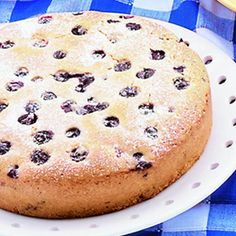 Huckleberry Cake #cake