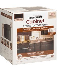 How to paint cabinets or laminate furniture....I have just the piece in mind for this!