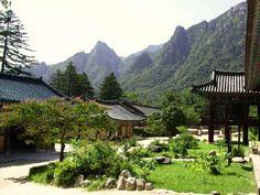 Templo de Ssanggyesa (Jirisan)
