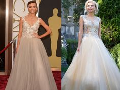Giuliana Rancic E News Star in our Sherri Hill gown found at Marisa Boutique