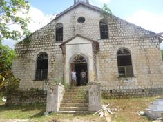 Church in the Wild Woods - Mile Gully, Manchester, Jamaica