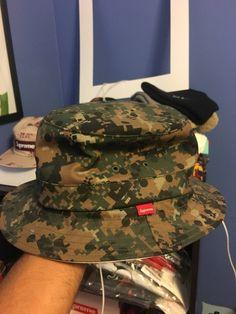 542bdfebb18 Supreme COMME DES GARÇONS CDG Bucket Hat Size one size - Hats for Sale -  Grailed