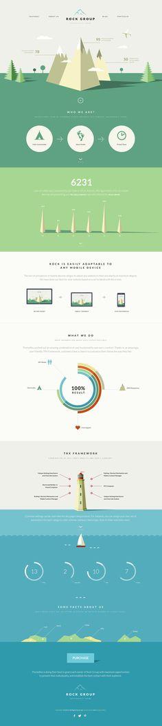 15 Fresh Responsive HTML5 WordPress Themes