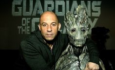 Vin Diesel Officially Confirmed For 'Guardians Of The Galaxy'