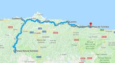 Asturias Spain, Portugal Travel, Bilbao, Europe, Map, Trips, Ideas, Jars, World