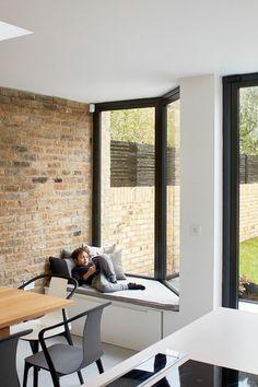 Haus Design Und Stil In Einem Funktionalen Umbau