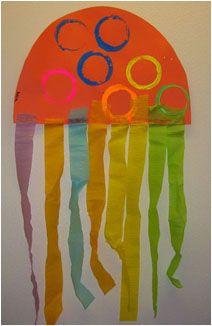 30 Best Jellyfish Crafts Images In 2014 Alphabet Crafts