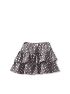 One Kid Girl's Tiered Skirt