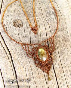 Available on etsy.com/shop/angelknots #angyalcsomozda #micromacrame #macrame #necklace #macramenecklace #stone #gemstone #labradorite #handmade #jewelry #boho #bohemian #tribal #ethnic #festivaljewelry #tribaljewelry #fairy #gipsy #fashion #goa #psy #bohojewelry #hippie #fairynecklace
