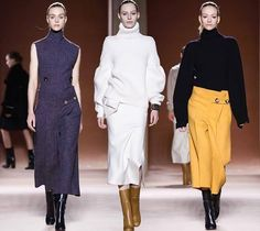 Victoria Beckham Fall/Winter 2015-2016 Collection - New York Fashion Week | Fashionisers