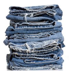Recycle those old jeans into new ideas! This site is great. Lot of free patterns.