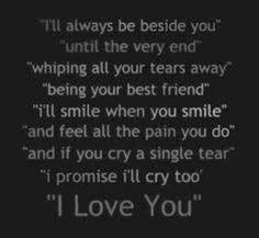 I love my best friend ღ