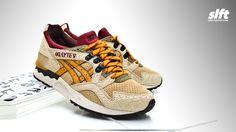 Der Gel-Lyte V aus dem ''Workwear-Pack'' von asics ab sofort inStore und onLine auf www.soulfoot.de erhältlich!  #asics #gellyteIv #gl5 #workwear #sneaker #soulfoot #slft
