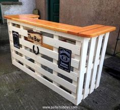 20 Plans for Recycled Pallet Furniture | Pallet Ideas by Pallet Ideas