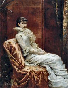 Albert Edelfelt | Academic / Genre painter