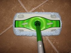 Reusable Swiffer cover! (Also a bar stool cover further down using the same technique)
