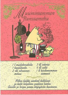 Old Recipes, Baking Recipes, Finnish Recipes, Tove Jansson, Baking With Kids, Fodmap Recipes, Orange Crush, Moomin, New Things To Learn