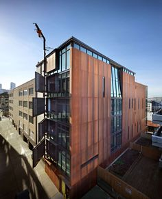 Art Stable is an urban infill project in the rapidly developing South Lake Union neighborhood of Seattle. Built on the site of a former horse stable, the sev...