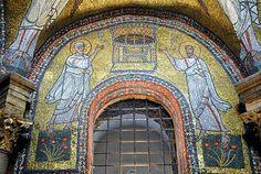 Santa Prassede - Sacello di San Zenone - Pietro e Paolo #TuscanyAgriturismoGiratola