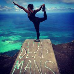Deadmans catwalk , Marine Corps Base Hawaii, Oahu, Hawaii - Amazing views, short hike gradual grade