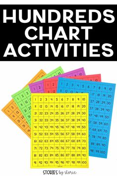 Hundreds charts are a valuable tool for helping kids master counting skills, developing number sense, recognizing patterns, and more. Here are some of my favorite hundreds chart activities and games to try in the classroom or at home.