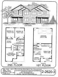 1000 images about duplex fourplex plans on pinterest for Fourplex plans with garage