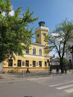 Dawny Ratusz - dziś nasze Muzeum
