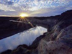 Little Missouri River, Theodore Roosevelt National Park, North Dakota - Professional Photos