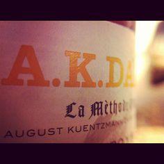 """Només hi ha una cervesa que resisteix comparació amb la Moritz: A.K. Damm. iphone4, instagram, cervesa, beer, Damm"""""""