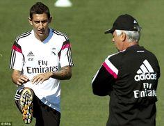 Nguồn tin độc quyền từ báo the thao 24h của Daily Mail cho biết Manchester United sẵn sàng tung bom tiền để chiêu mộ tiền vệ Angel Di Maria của Real Madrid. http://ole.vn/video-bong-da.html,http://ole.vn/chuyen-chuong.html,http://tin24hnhanhnhat.blogspot.com/