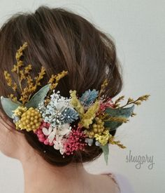 Nihon, Headdress, Wedding Hairstyles, Wedding Decorations, Make Up, Crown, Beauty, Hair, Corona