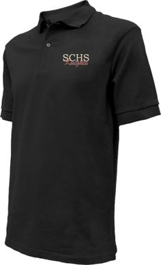 eac221522 Youth Embroidered Polo Shirts - Available in black