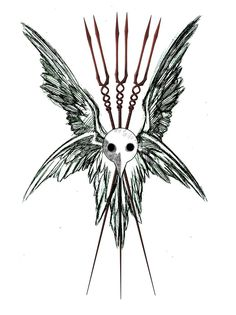 Evangelion Tattoo - just a sketch by GuiBiancarelli on DeviantArt Neon Genesis Evangelion, Evangelion Tattoo, Anime Tattoos, Body Art Tattoos, Tatoos, Art Anime, Manga Anime, Seele Tattoo, Sharpie Tattoos