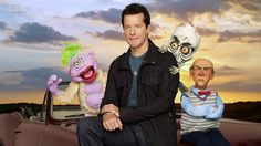 Get ready for a whole lot of Jeff Dunham. Smiles And Laughs, Just For Laughs, Jeff Dunham, Comedy Events, Blue Man Group, Man Humor, Comedians, Mickey Mouse, Disney Characters