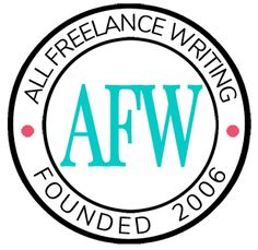 Visit All Freelance Writing for freelance writing tips, freelance writing jobs, forums, writers' markets & more. Your freelance writing resource since