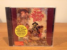 Muppet Treasure Island Soundtrack Cd Jim Henson Walt Disney Brand New Sealed