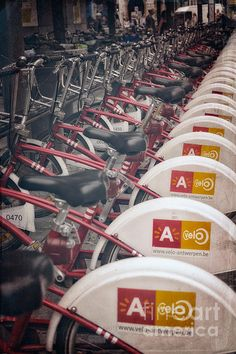 61 best Velo Antwerpen varia images on Pinterest   Antwerp  Antwerp     Velo Antwerpen  the bicycle rental in Antwerp