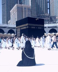 Inshallah one day i will b also going.. *With me? As my husband?