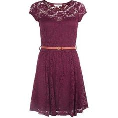 Dress in a tall women's section