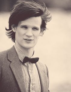 Matt Smith wow while watching the show you don't realize how much he had grown from his early days