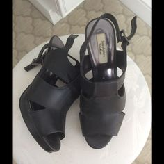 Edgy Sling Back Heels Sale