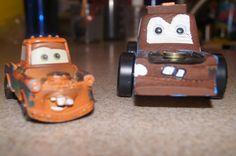 Tow Mater Pinewood Derby Car  #cubcontest #cubcontest!