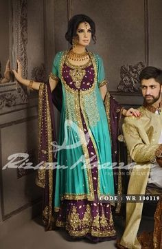 Rizwan Moazzam Bridal Dresses 2013 For Women