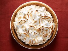 Get this all-star, easy-to-follow Chestnut Meringue Pie recipe from Food Network Kitchen